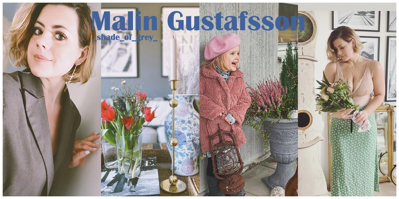 Samarbete med Malin Gustafsson